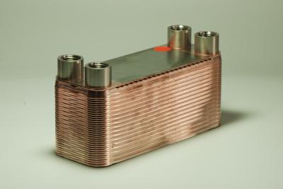 Gelötete Plattenwärmetauscher / Universal Hydraulik GmbH